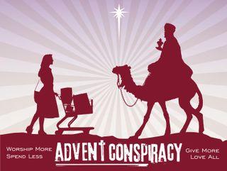 Advent Conspiracy - Logo
