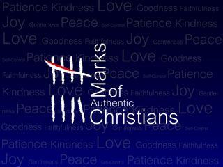 Nine Marks of Authentic Christians - Logo
