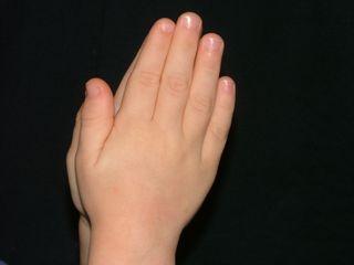 Childs-praying-hands