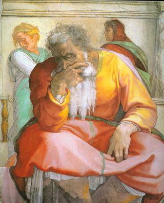 Jeremiah-Michelangelo
